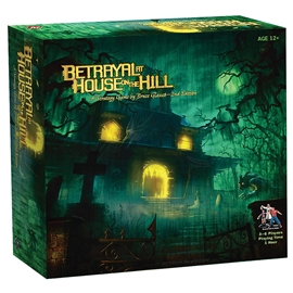 Game - Betrayal at House on the Hill
