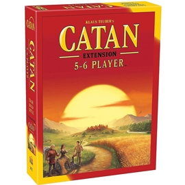 Game - Catan: 5-6 Players Expansion