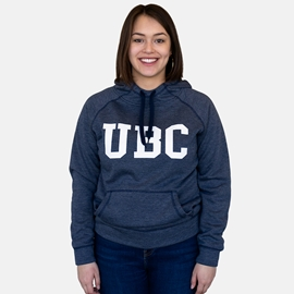 Sweatshirt - Hoodie - Women's Transit Heather/Navy