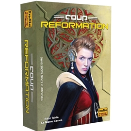 Game - Coup: Reformation Expansion