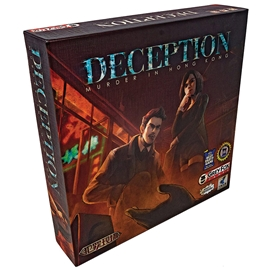 Game - Deception: Murder in Hong Kong