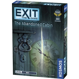 Game - Exit: The Abandoned Cabin