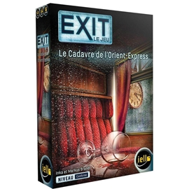 Game - Exit: Dead Man on the Orient Express