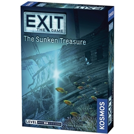 Game - Exit: The Sunken Treasure