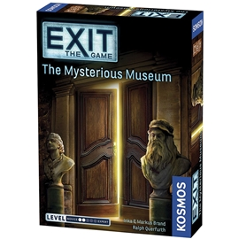 Game - Exit: The Mysterious Museum