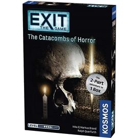 Game - Exit: The Catacombs of Horror