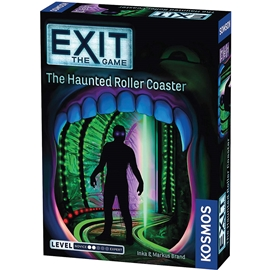 Game - Exit: The Haunted Roller Coaster