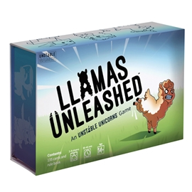 Game - Llamas Unleashed