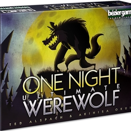 Game - One Night Ultimate Werewolf