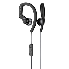 Ear Buds - Skullcandy Chops Flex  With Mic Black/Grey