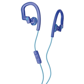 Ear Buds - Skullcandy Chops Flex with Mic Blue