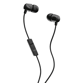 Ear Buds - Skullcandy Jib with Mic Black