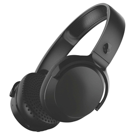 Headphones - Skullcandy Riff Wireless with Mic Black