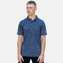 Polo Shirt - UBC Classic Men's Puma Icon Heather