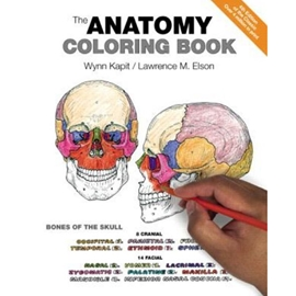ANATOMY COLORING BOOK 4TH EDN