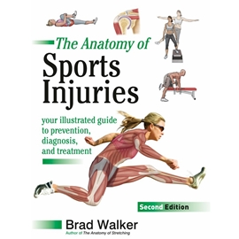 ANATOMY OF SPORTS INJURIES : YOUR ILLUSTRATED GUIDE TO PREVENTION , DIAGNOSIS , AND TREATMENT