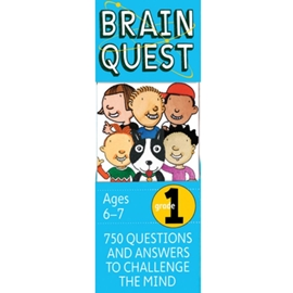 BRAIN QUEST DECK FOR GRADE 1 4TH ED