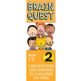 BRAIN QUEST DECK FOR GRADE 2 4TH ED