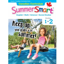 CANADIAN CURRICULUM SUMMERSMART 1-2 : POPULAR CANADIAN CURRCIULUM SERIES #2
