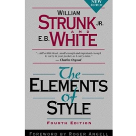 ELEMENTS OF STYLE 4TH EDITION