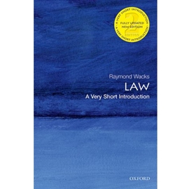 LAW : VERY SHORT INTRODUCTION 2ND EDITION