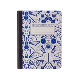 Notebook - Decomposition Books Acoustic
