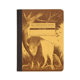Notebook - Decomposition Books Bison Dot Grid
