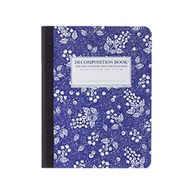 Notebook - Decomposition Books Blueberry