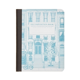 Notebook - Decomposition Books Brownstone