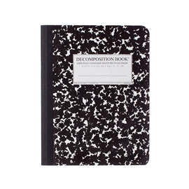 Notebook - Decomposition Books Cherry Blossom