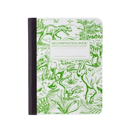 Notebook - Decomposition Books Dinosaurs