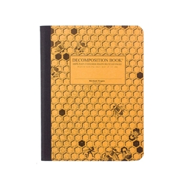 Notebook - Decomposition Books Honeycomb