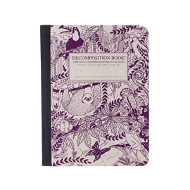 Notebook - Decomposition Books Rainforest