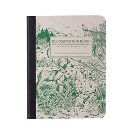 Notebook - Decomposition Books Spirit Animal