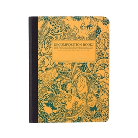 Notebook - Decomposition Books Under the Sea