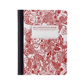 Notebook - Decomposition Books Wild Garden