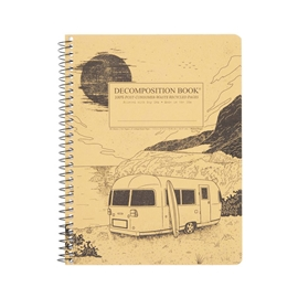 Notebook - Decomposition Books Coilbound Big Sur