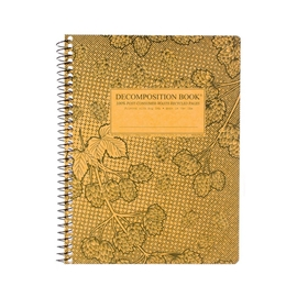 Notebook - Decomposition Books Coilbound Cascade Hops