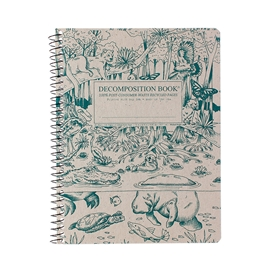Notebook - Decomposition Books Coilbound Everglades