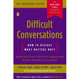 DIFFICULT CONVERSATIONS 10TH ANNIVERSARY EDITION