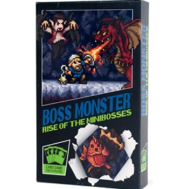 "Game - Boss Monster: The Rise of the Minibosses <font color = ""red"">On Sale</font>"
