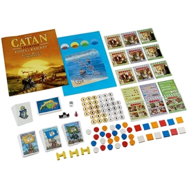 Game - Catan: Cities & Knights