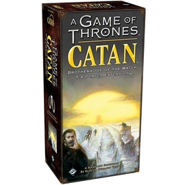 Catan: Game of Thrones Ed. Brotherhood of the Watch