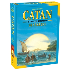Game - Catan: Seafarers