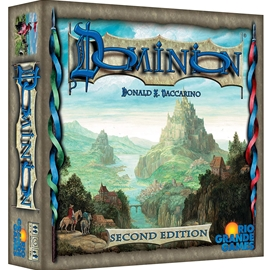 Game - Dominion 2nd Edition