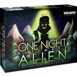 Game - One Night Ultimate Alien