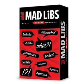 Game - Adult Mad Libs: The Game