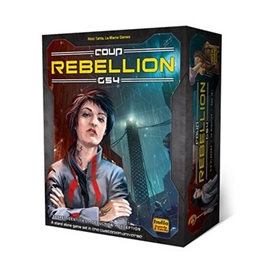 Game - Coup: Rebellion G54
