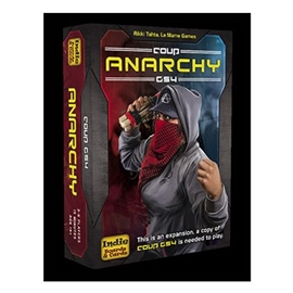 Game - Coup: Rebellion G54 - Anarchy Expansion
