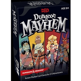 Game - Dungeon Mayhem